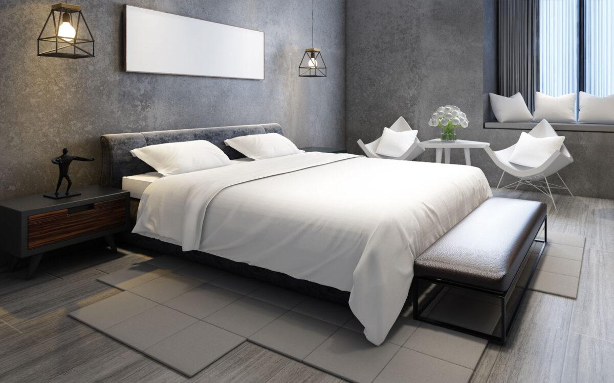 Интерьер спальни в 2020 году