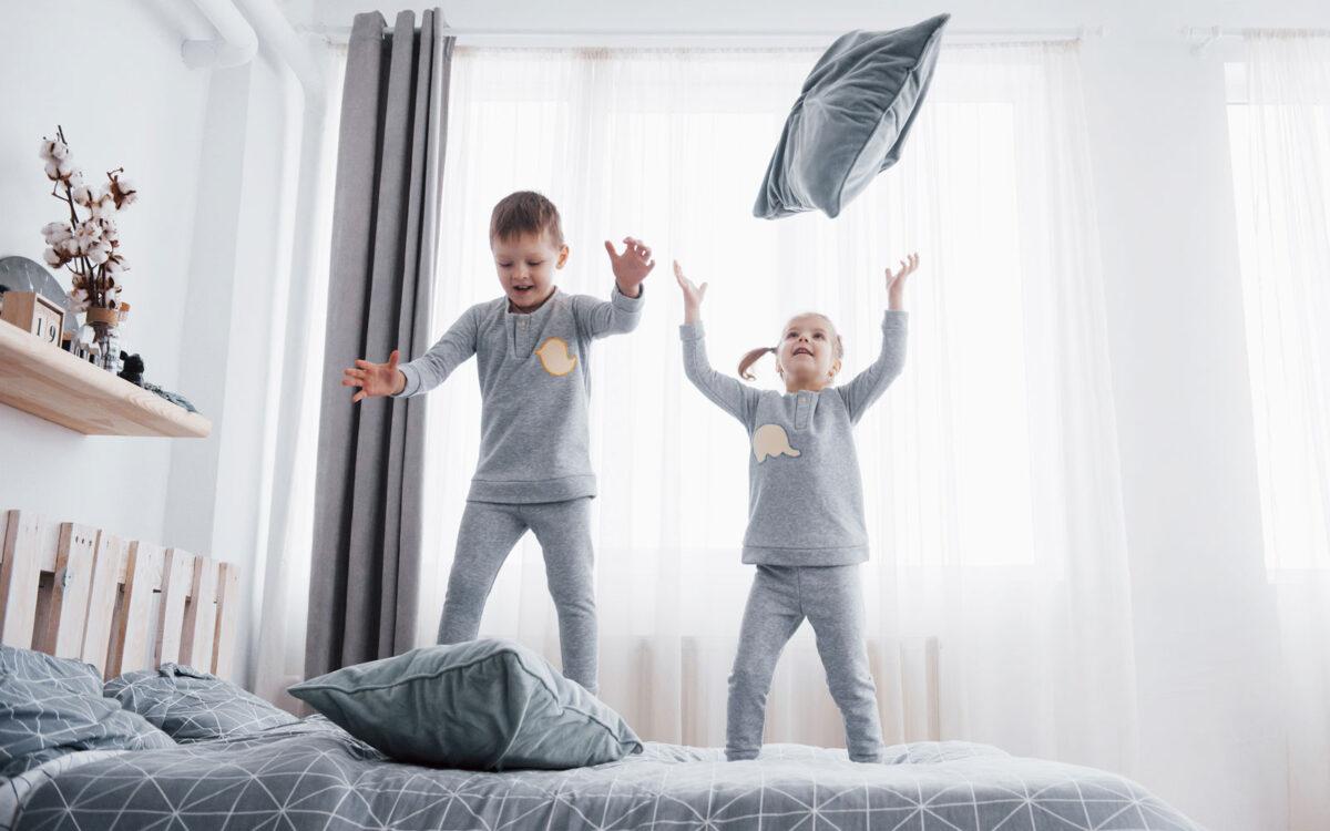 Особенности выбора текстиля для детей