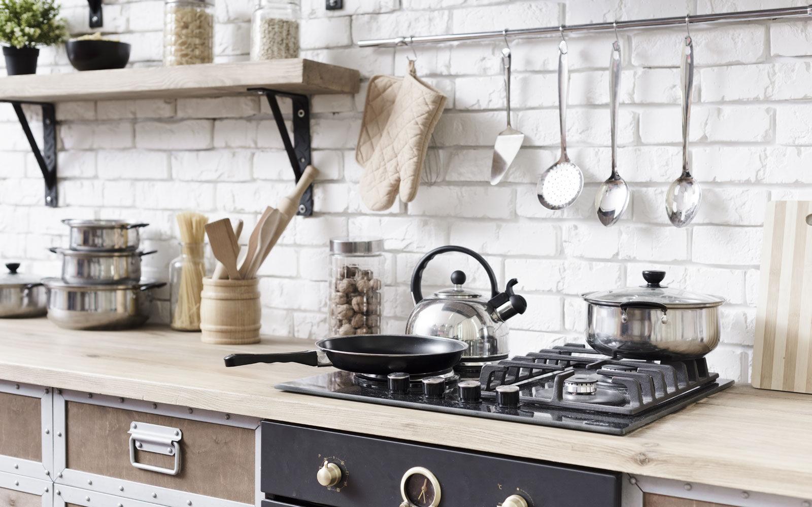 5 беспроигрышных идей для дизайна маленькой кухни