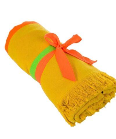 Пляжное полотенце Thin Stripe 80x150 см