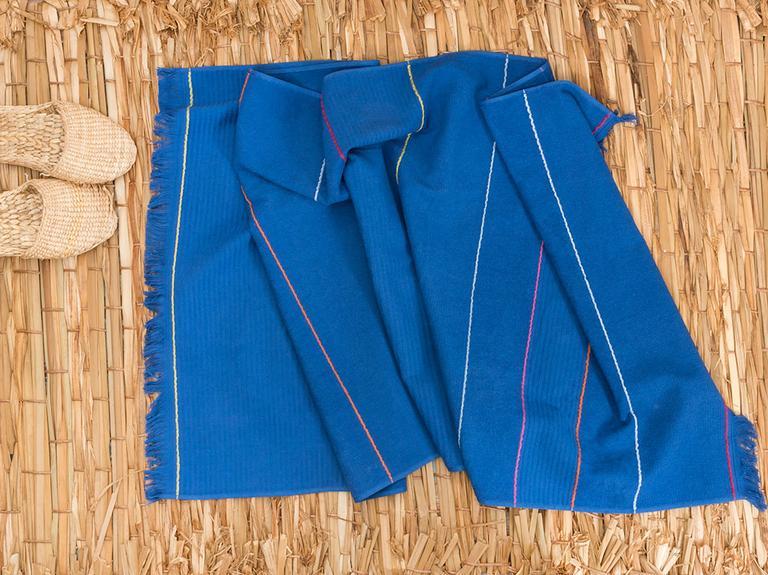 Пляжное полотенце Bluewaves 70х160 см